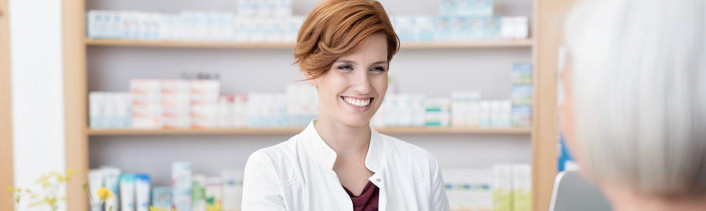 pharmacienne