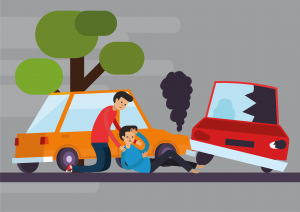 Les types d'accidents pouvant faire l'objet d'un recours